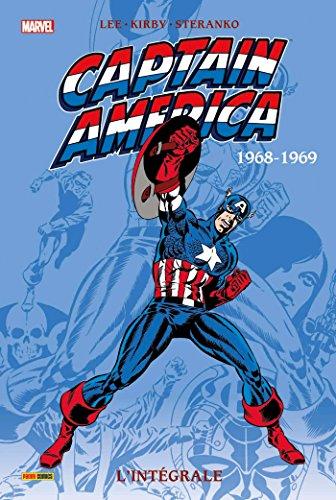 Captain America: L'intégrale 1968-1969 (T03)