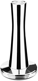 Goolfly 41MM Diameter Espresso Coffee Tamper Stainless Steel Coffee Powder Hammer Filling Tool Coffee Capsule Pressing Gri...