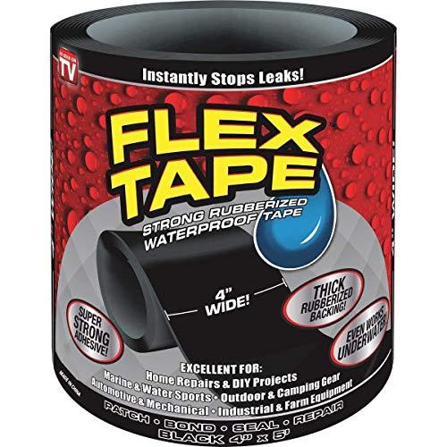 Flex Seal Flex Tape Black 4
