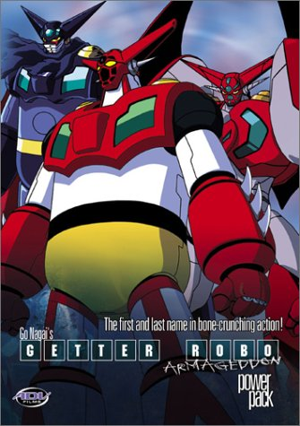 High quality new Getter Robo Armageddon - Power Max 90% OFF Vols. 1-4 Pack