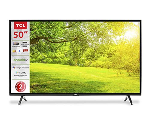 TV TCL 50' 4K UHD Smart Android TV 50A423