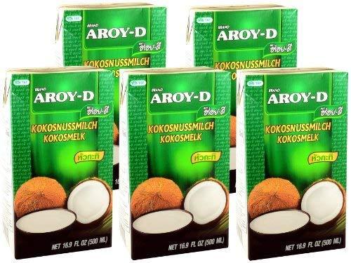 Aroy-D Prodotti caseari e da refrigerare