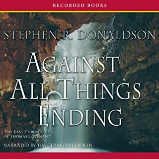 Against All Things Ending audiobook cover art