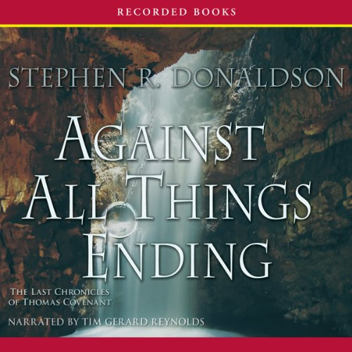 Couverture de Against All Things Ending