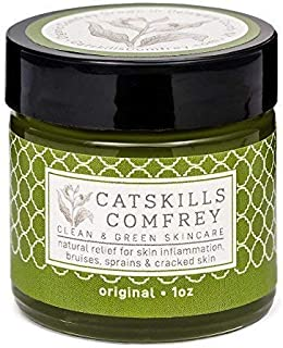 Catskills Comfrey Original, 1oz - comfrey's allantoin is a cell proliferant; ideal for skin inflammation (T...