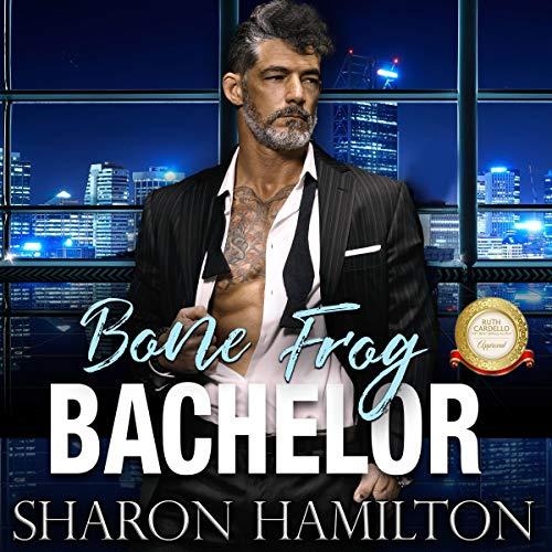 Bone Frog Bachelor Audiobook By Sharon Hamilton cover art