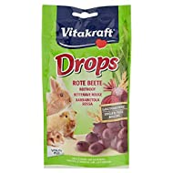 Vitakraft Rabbit Snack for Beet Red Lactose Free All Rodents 75g