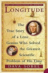 Cover of Longitude by Dava Sobel