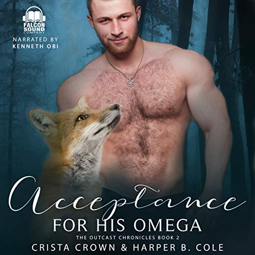Acceptance for His Omega: M/M Alpha/Omega MPREG Titelbild