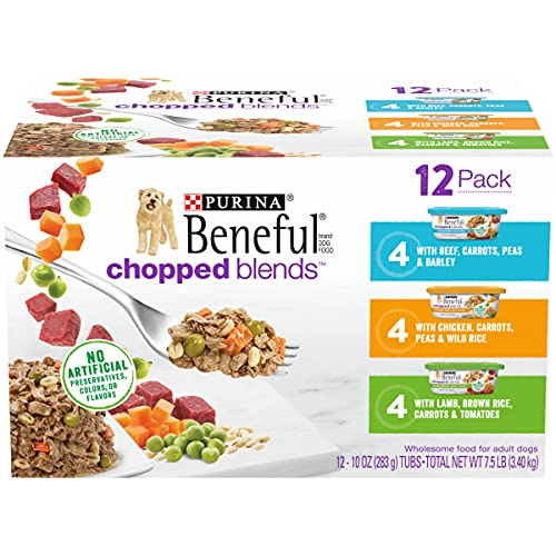 Purina Beneful Wet Dog Food Variety Pack
