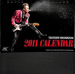 長渕剛 卓上カレンダー 2011