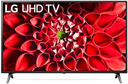 """LG 55UN7000PUB """"Works with"""" Alexa UHD 70 Series 50"""" 4K Smart TV (2020)"""