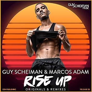Rise Up (Originals & Remixes)