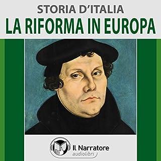 La Riforma in Europa copertina