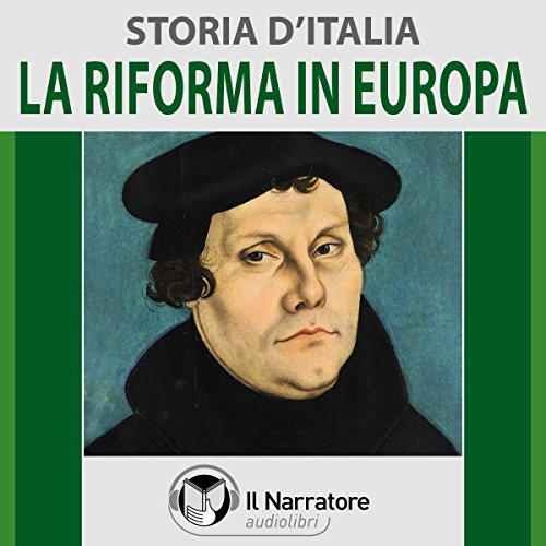 La Riforma in Europa audiobook cover art