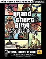 Grand Theft Auto - San AndreasTM Official Strategy Guide de Tim Bogenn