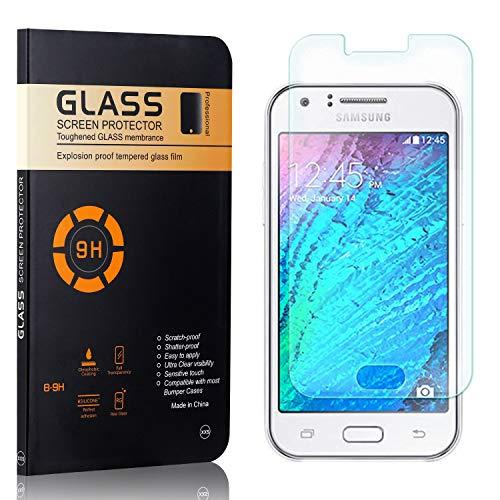 SONWO Schutzfolie für Galaxy S8 Panzerglas, Ultra Clear 9H Panzerglas Displayschutzfolie für Samsung Galaxy S8, HD Klar Tempered Schutzfolie, 1 Stück