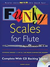 Funky Scales for Flute: Grades 1-3