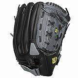 Wilson Sporting Goods Co. A360 14' Right-Hand Baseball Glove Campo Externo - Guantes de béisbol (Right-Hand Baseball Glove, Campo Externo, 14', Específico, Adulto, Negro)