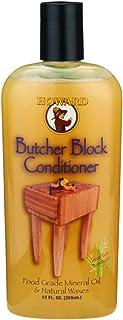 人にも製品にも安心 HOWARD(ハワード)ブッチャーブロックコンディショナー 355ml(木製品用)