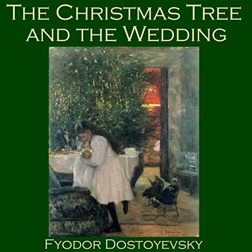 The Christmas Tree and the Wedding audiobook cover art