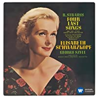 R.Strauss: Four Last Songs. 12 Songs by Elisabeth Schwarzkopf (2014-08-20)