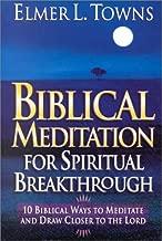 Biblical Meditation for Spiritual Breakthrough