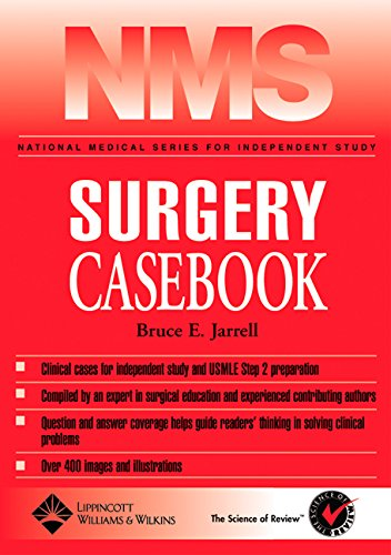 Top nms surgery casebook national medical series for independent study for 2021