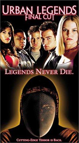 Urban Legends - Final Cut [VHS]