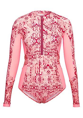 Chiemsee Damen Woman Badeanzüge, Pink/Light Pink, 40