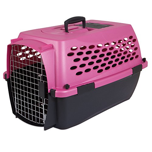 Petmate Fashion Vari Kennel, 24', for Dogs 10-20 Lbs.