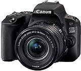 Canon EOS 200D 24.2MP Digital SLR Camera + EF-S 18-55 mm f4 is