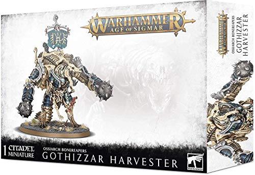 Games Workshop Warhammer 40,000: OSSIARCH BONEREAPERS GOTHIZZAR Harvester