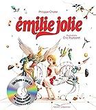 Emilie Jolie - Livre CD (Les histoires)