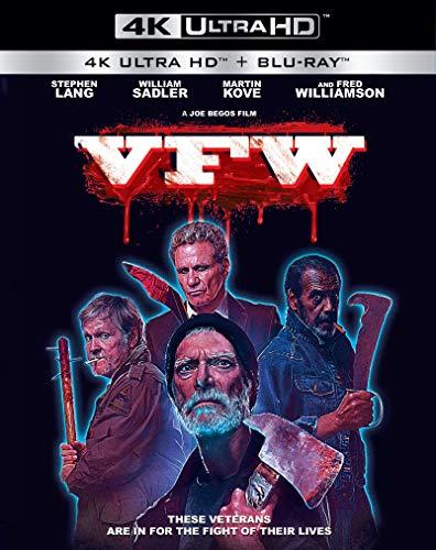 VFW 4K UHD [Blu-ray]