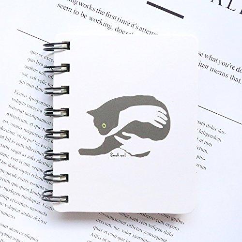 Libreta Smart - Cuaderno de notas ecológico, diseño de libro de notas, portátil, regalo para niña