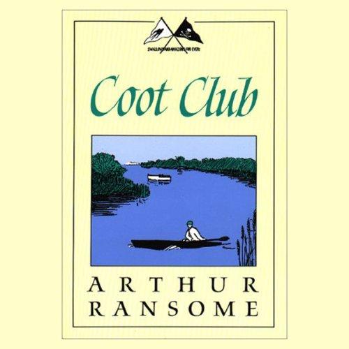 Coot Club audiobook cover art