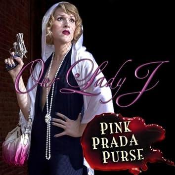 PINK PRADA PURSE - SINGLE