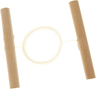 MagiDeal Nylon Wire Clay Cutter for Clay Pottery Sculpture Ceramic Dough DIY Crafts