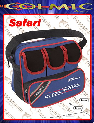 Borsa Colmic Extreme Competition Safari Red Series