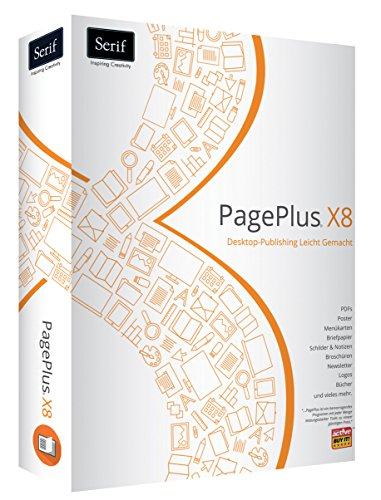 Avanquest/Serif - Serif PagePlus X8