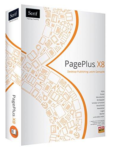 Serif PagePlus X8