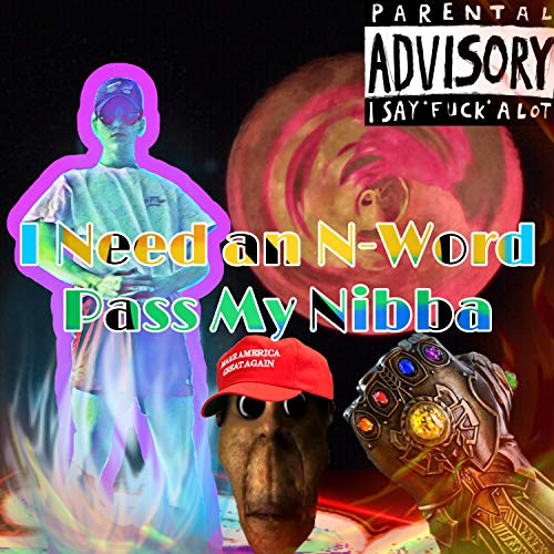 I Need an N-Word Pass My Nibba [Explicit]