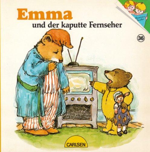 Emma und der kaputte Fernseher (Lesemaus Bücher Nr. 36)