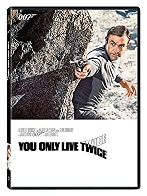 You Only Live Twice by Mgm (Video & DVD)