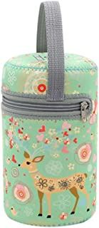 Camaleon Isoliertasche f/ür Babyflaschen FLORA-Kollektion verschiedene Motive Baby Warmhaltebox /& K/ühltasche Thermobox