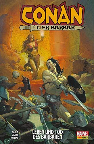 Conan der Barbar 1 - Leben und Tod des Barbaren: Bd.1: Leben und Tod des Barbaren
