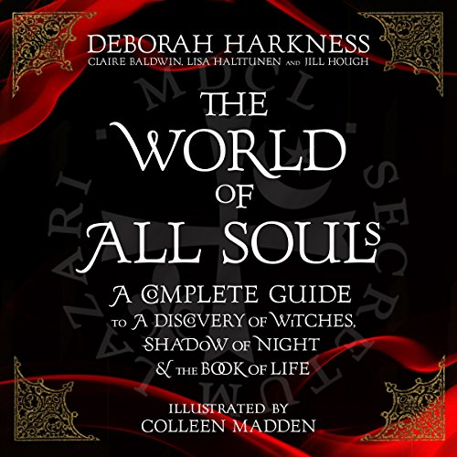 The World of All Souls                   By:                                                                                                                                 Deborah Harkness                               Narrated by:                                                                                                                                 Saskia Maarleveld,                                                                                        Deborah Harkness,                                                                                        Steve West,                   and others                 Length: 15 hrs and 5 mins     2 ratings     Overall 5.0