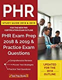 Image of PHR Study Guide 2018 & 2019 for the NEW PHR Certification Exam Outline: PHR Exam Prep 2018 & 2019 & Practice Exam Questions