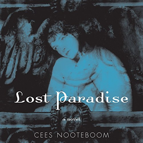 Lost Paradise audiobook cover art